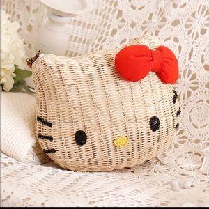 Hello kitty shoulder bag palm